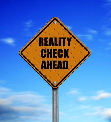 Aufwachen zu Realität