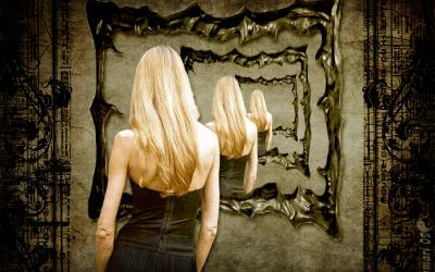 Die Welt Dein Spiegel