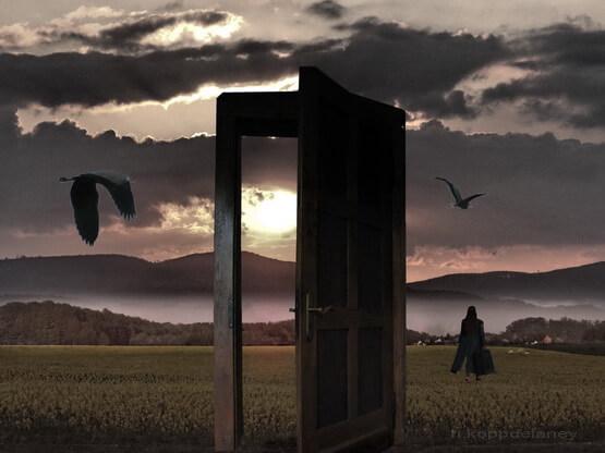 Glaubenssätze - offene Türen