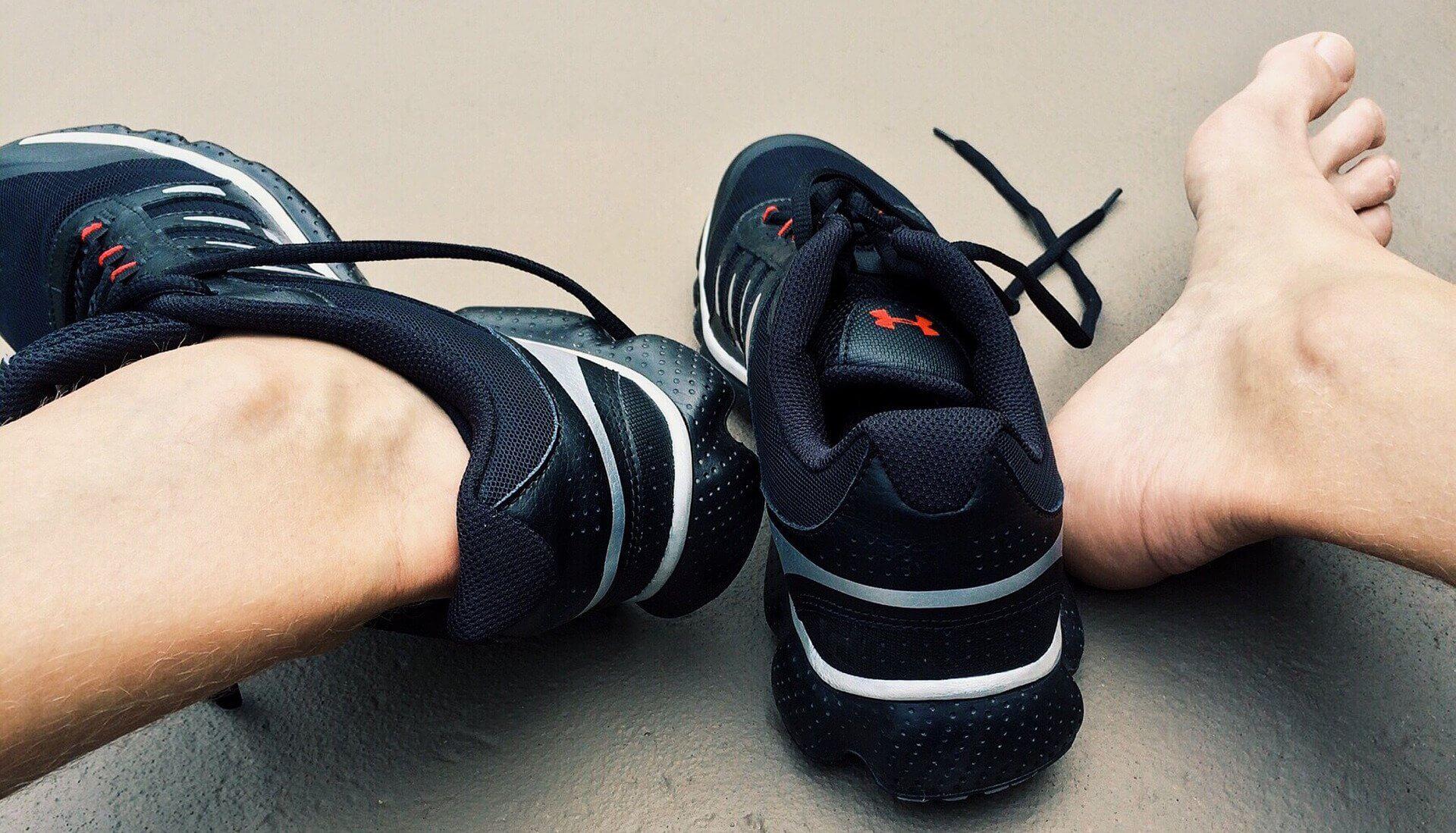 Achillessehnen-Schmerzen