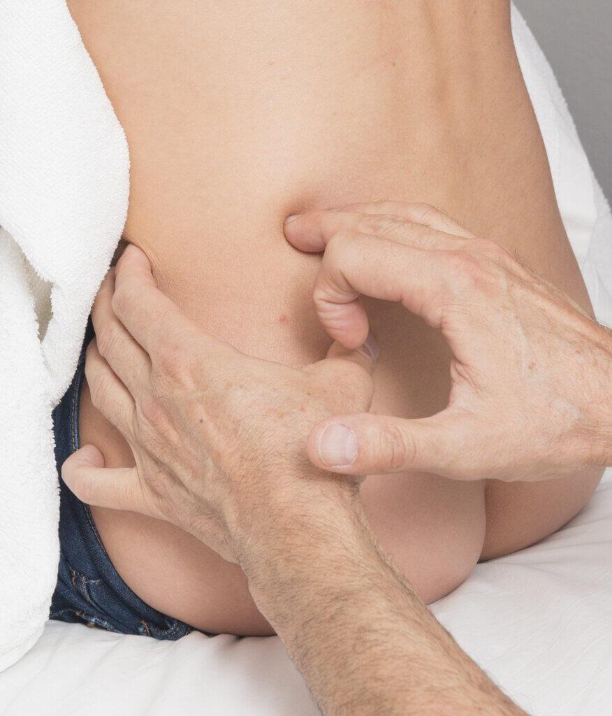 Heilpraxis Eisenschmidt: Triggerpunkt-Therapie