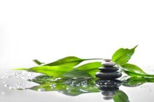 Shiatsu - Zen Steine
